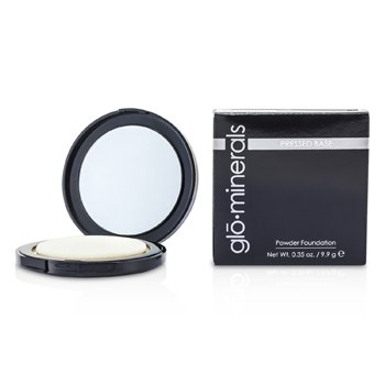 GloMinerals GloPressed Base (Powder Foundation) - Honey Dark  9.9g/0.35oz