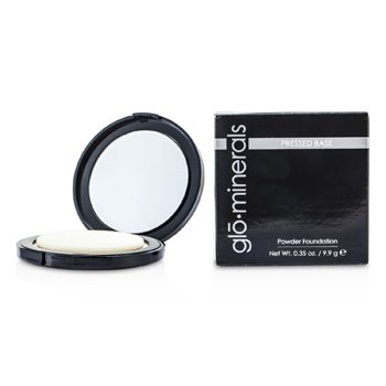 GloMinerals GloPressed Base (Powder Foundation) - Chestnut Light  9.9g/0.35oz