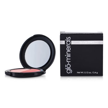 GloMinerals GloBlush Duo - Petunia  3.4g/0.12oz