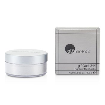 GloMinerals GloDust 24K ( Polvos Bronceadores ) - Silver  9.9g/0.35oz