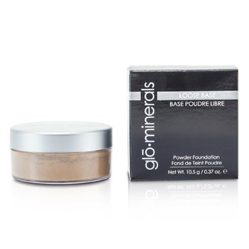 GloMinerals GloPolvos Sueltos Base ( Polvos Base Maquillaje ) - Honey Light  10.5g/0.37oz