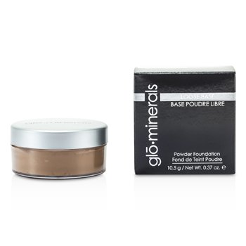 GloMinerals GloPolvos Sueltos Base ( Polvos Base Maquillaje ) - Honey Medium  0.37oz