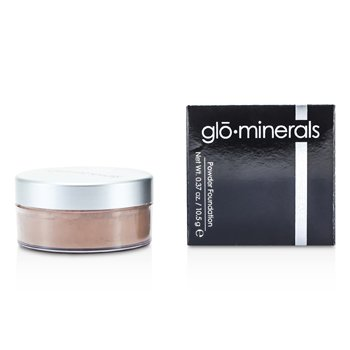 GloMinerals GloPolvos Sueltos Base ( Polvos Base Maquillaje ) - Beige Light  0.37oz