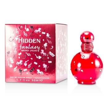 Britney Spears Hidden Fantasy Eau De Parfum Spray  50ml/1.7oz