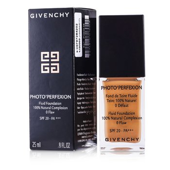 Givenchy Base fluida Photo Perfexion  SPF 20 - # 8 Perfect Amber  25ml/0.8oz