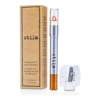 Stila Lip Glaze Stick - Gingerbread  3.2g/0.11oz