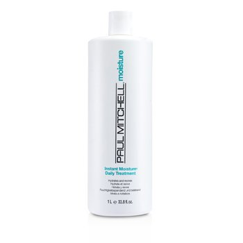Paul Mitchell Tratamiento Hidratante instantáneo Diario  ( Hidrata y Revive )  1000ml/33.8oz