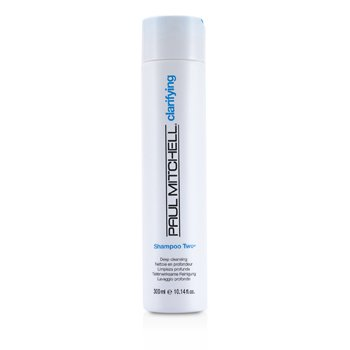 Paul Mitchell Šampoon Two (sügavpuhastav)  300ml/10.14oz