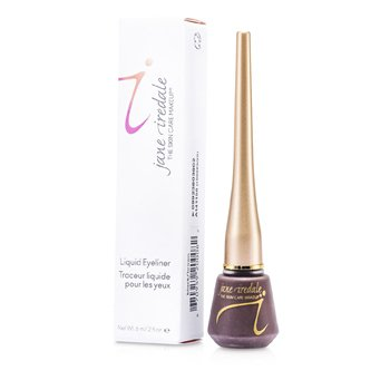 Jane Iredale Tusz do kresek Liquid Eye Liner - Black/ Brown  6ml/0.2oz