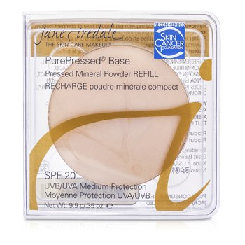 Jane Iredale PurePressed Base Pressed Mineral Powder Refill SPF 20 - Bisque  9.9g/0.35oz