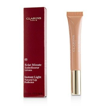 Clarins Eclat Minute Instant Light Perfeccionador Labial - # 03 Beige 440201  12ml/0.35oz