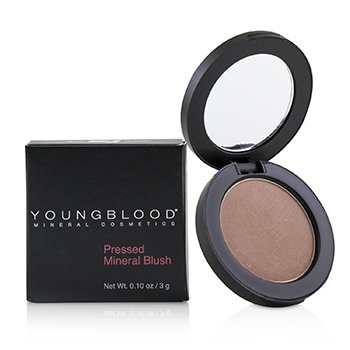 Youngblood Pressed Mineral Blush - Zin  3g/0.11oz