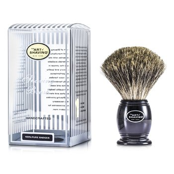 The Art Of Shaving Brocha Afeitar Puro Tejón - Pure Black  1pc