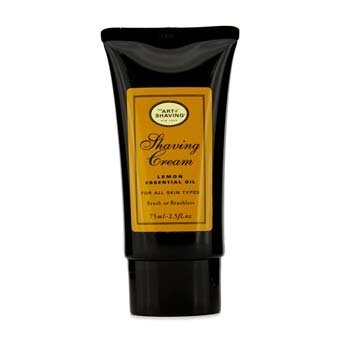 The Art Of Shaving Shaving Cream - Lemon Essential Oil  75ml/2.5oz