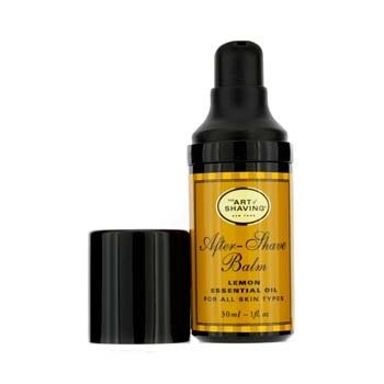 The Art Of Shaving Bálsamo After Shave - Aceite Esencial de Limón ( Tamaño Viaje- Todo tipo de piel )  30ml/1oz