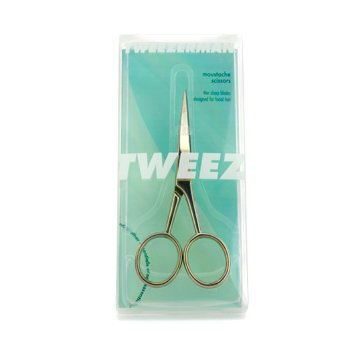 Tweezerman Gunting Kumis  1pc