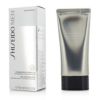 Shiseido Energizující gel Men Energizing Formula Gel  75ml/2.7oz
