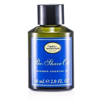 The Art Of Shaving Pre Shave Oil - Lavender Essential Oil (For Sensitive Skin)  60ml/2oz