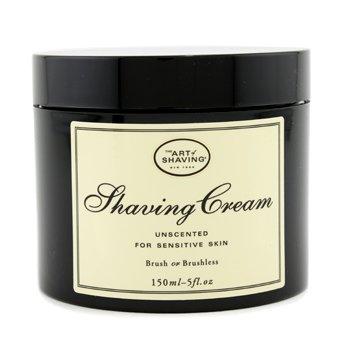 The Art Of Shaving Shaving Cream - Unscented (For Sensitive Skin)  150g/5oz