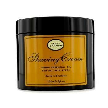 The Art Of Shaving Crema Afeitado - Aceite Esencial de Limón ( Todo tipo de piel )  150g/5.3oz