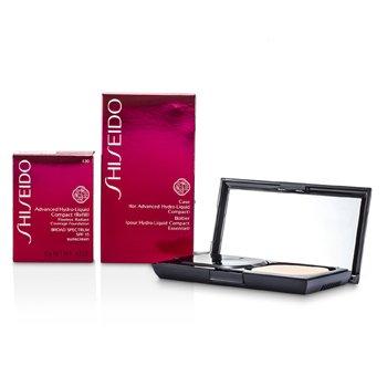 Shiseido Pó base Advanced Hydro liquid SPF10 ( Estojo + Refil ) - I20 Natural Light Ivory  12g/0.42oz