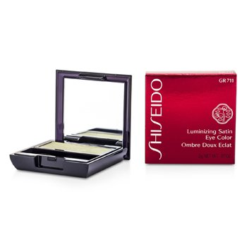 Shiseido Luminizing Satin Color Ojos - # GR711 Serpent  2g/0.07oz