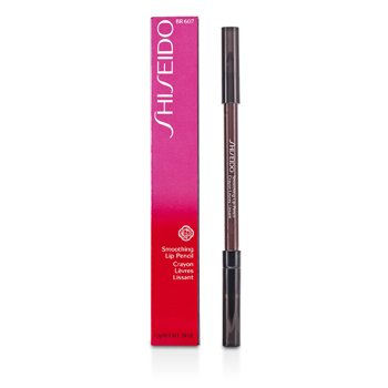 Shiseido Smoothing Lip Pencil - BR607 Coffee Bean  1.2g/0.04oz