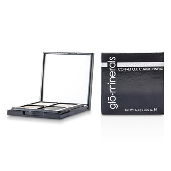 GloMinerals GloSmoky Eye Kit  6.4g/0.22oz