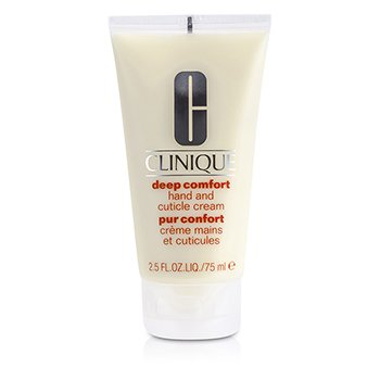 Clinique Deep Comfort Crema Manos y Cutículas  75ml/2.6oz