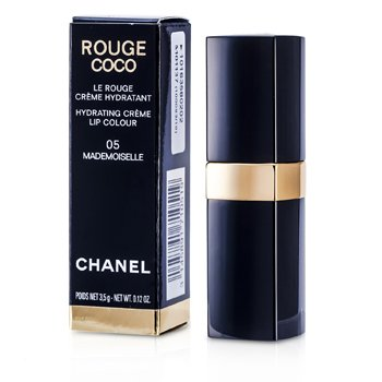 Chanel Pomadka nawilżająca Rouge Coco Hydrating Creme Lip Colour - #05 Mademoiselle  3.5g/0.12oz