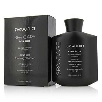 Pevonia Botanica Pěnivý gel pro čištění pleti Aqua-Gel Foaming Cleanser  200ml/6.8oz
