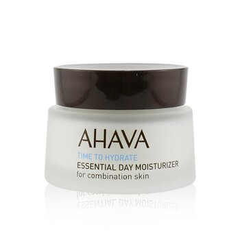 Ahava Time To Hydrate Essential Day Moisturizer (Combination Skin)  50ml/1.7oz