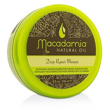 Macadamia Natural Oil Deep Repair Masque ( Para sa Buhok na Dry, Damage )  236ml/8oz