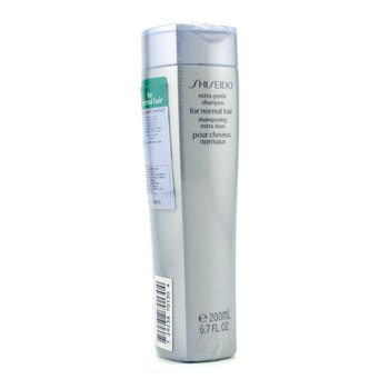 Shiseido Extra Gentle Shampoo (For Normal Hair)  200ml/6.7oz