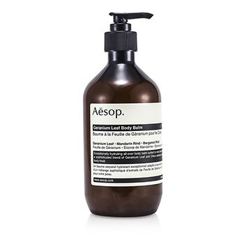 Aesop Geranium Leaf Body Balm  500ml/16.67oz