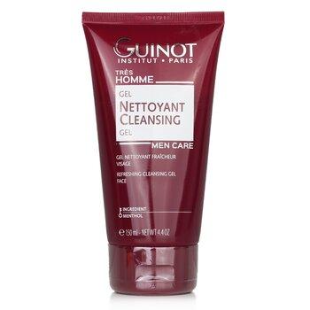 Guinot Tres Homme Ζελέ Καθαριστικό Προσώπου Για Άντρες  150ml/5.3oz