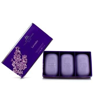 Woods Of Windsor Lavender Fine Jab�n Ingl�s  3x100g/3.5oz