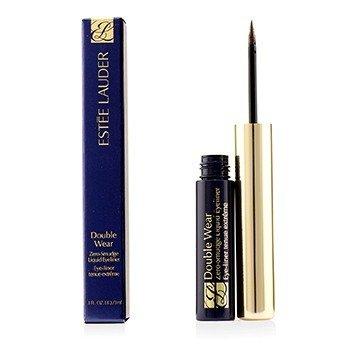 Estee Lauder Double Wear Zero Smudge Delineador líquido Ojos - #02 Brown  3ml/0.1oz