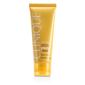 Clinique Ochronny krem do twarzy Sun SPF 40 Face Cream UVA/UVB  50ml/1.7oz