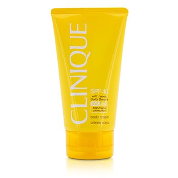 Clinique Body Cream SPF 40 UVA/UVB  150ml/5oz