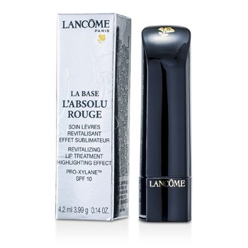Lancome La Base L' Absolu Rouge Revitalizing Lip Treatment Highlighting Effect SPF 10  4.2ml/0.14oz