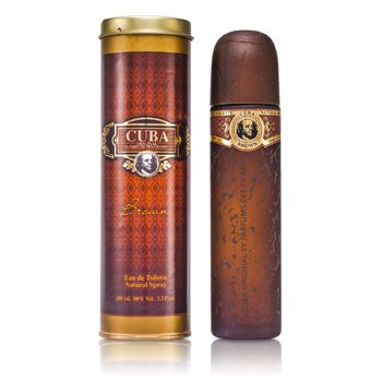 Cuba Cuba Brown Agua de Colonia Vaporizador  100ml/3.3oz
