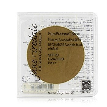 Jane Iredale PurePressed Base Pressed Mineral Powder Refill SPF 20 - Fawn  9.9g/0.35oz