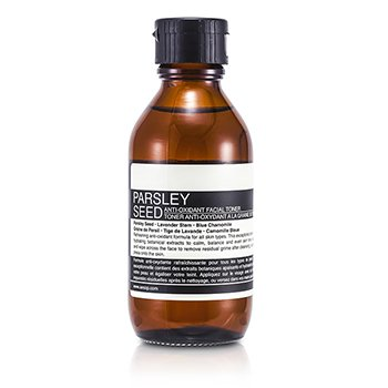 Aesop Parsley Seed Anti-Oxidant Facial Toner  100ml/3.6oz