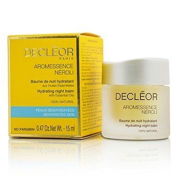 Decleor Aroma Night Neroli Essensiell Nattbalm ( For Alle Hudtyper )  15ml/0.5oz
