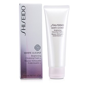 Shiseido White Lucent Jabón Blanqueador W  125ml/4.7oz