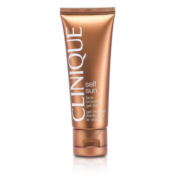 Clinique Self Sun Gel con Tinte Bronceador Facial  50ml/1.7oz
