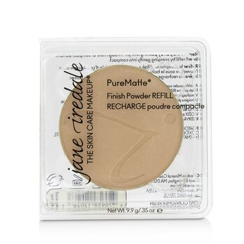 ג'יין אירידל Pure Matte Finish Powder Refill  9.9g/0.35oz