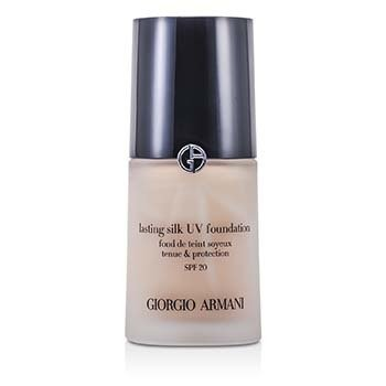 Giorgio Armani Lasting Silk UV  Base Maquillaje SPF 20 - # 4  Light Sand  30ml/1oz