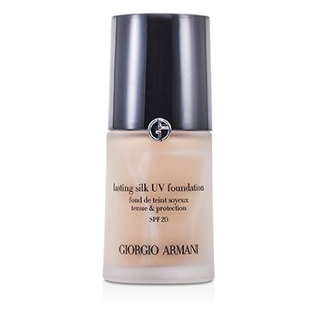 Giorgio Armani Base Lasting Silk UV SPF 20 - # 5 Warm Beige  30ml/1oz
